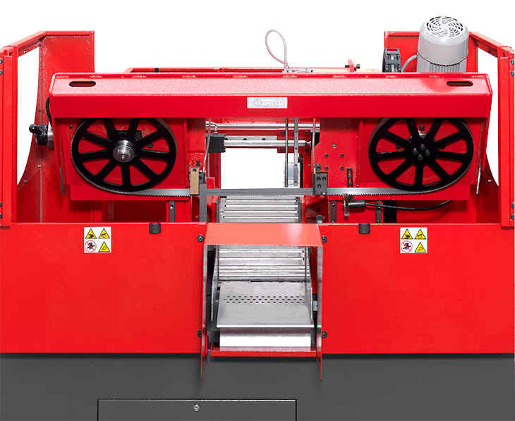 sierra-de-cinta-automatica-doble-columna-3030-AF-DV-90°-CNC-3